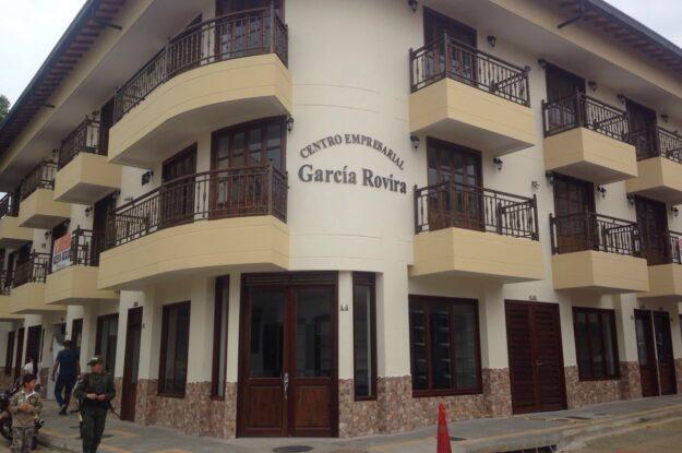 CENTRO EMPRESARIAL GARCIA ROVIRA
