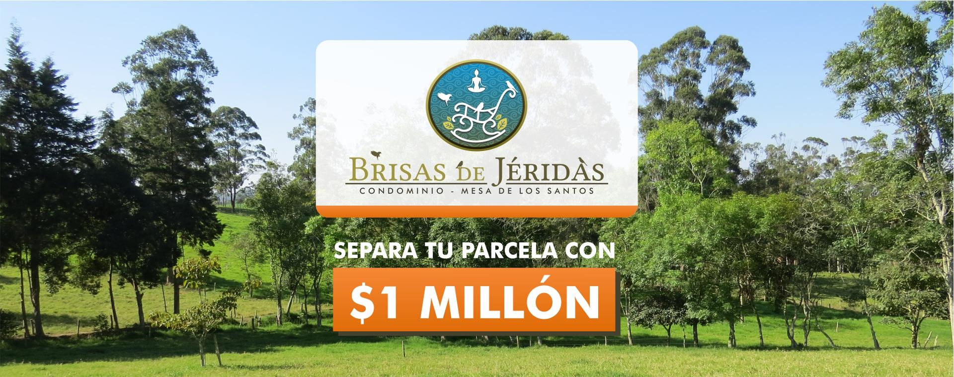 CONDOMINIO BRISAS DE JÉRIDAS