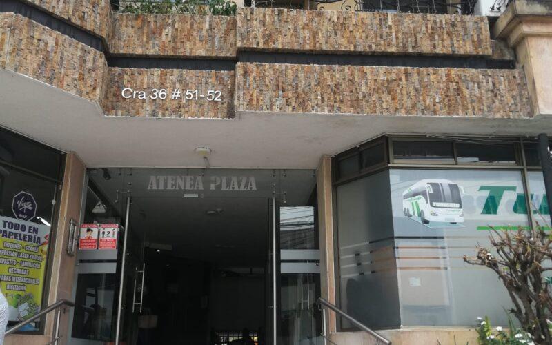 Edificio Atenea Plaza- Piso 1, Bucaramanga Código: AT005